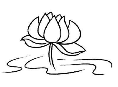 简笔边框图片大全花朵