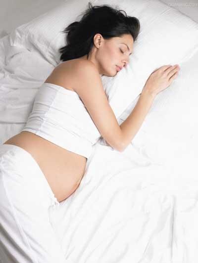 孕妇最正确的睡姿 孕妇睡觉正确睡姿