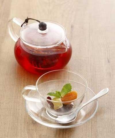 如何自制减肥茶