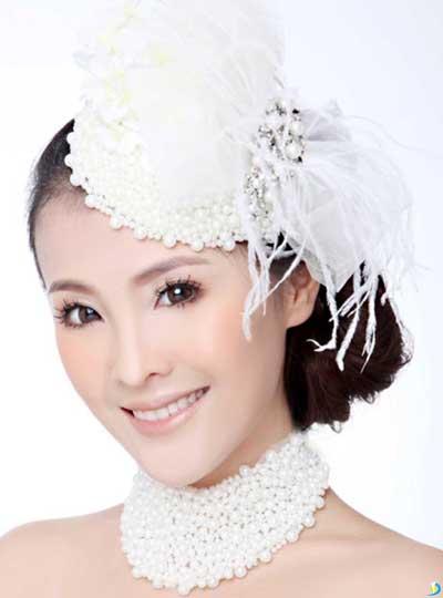 教你新娘妆的化妆技巧 做一个漂亮的准新娘