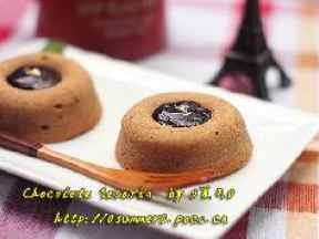 法国小蛋糕--巧克力沙瓦琳Chocolate Savarin