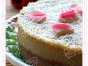 樱桃酒乳酪蛋糕