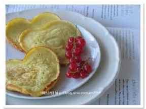 Heart松饼