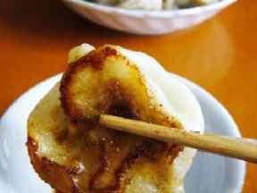 冰冻水饺别样吃