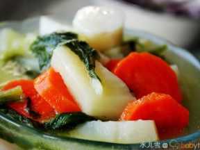 春吃小白菜